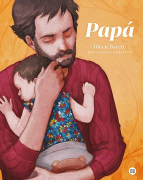 portada Papá: Ilustraciones de Jordi Solano