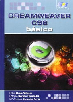 portada Dreamweaver cs6 Básico