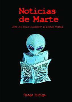 portada Noticias de Marte