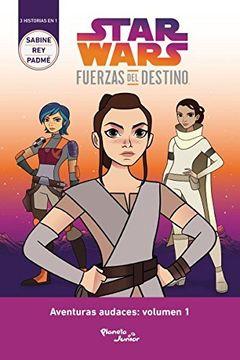 portada Star Wars. Fuerzas del Destino 1