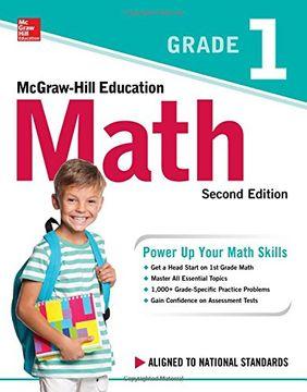 portada McGraw-Hill Education Math Grade 1, Second Edition