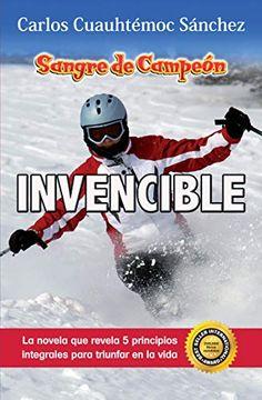 portada Sangre de Campeón Invencible (Ivi)