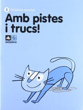 portada Amb Pistes i Trucs! 5 (libro en Catalán)