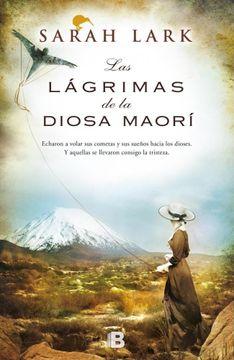 portada Las Lágrimas de la Diosa Maorí