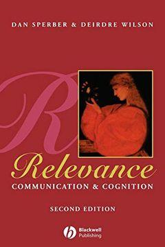 portada Relevance 2e (libro en Inglés)