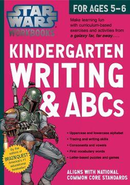 portada Star Wars Workbook: Kindergarten Writing and ABCs (Star Wars Workbooks)