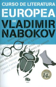 portada Curso de Literatura Europea