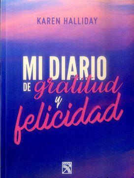 portada Mi Diario de Gratitud y Felicidad