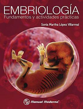 portada EMBRIOLOGIA: ACTIVIDADES Y PRACTICAS