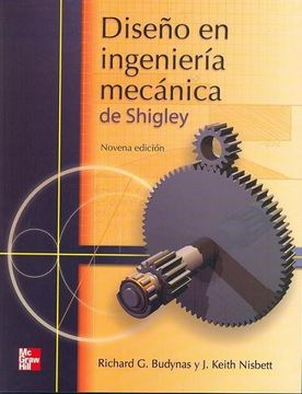 portada Diseno en Ingenieria Mecanica de Shigley