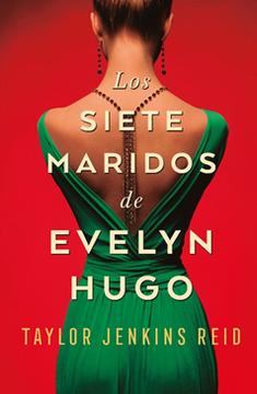 portada Los Siete Maridos de Evelyn Hugo