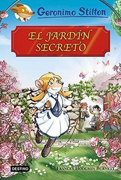 portada El Jardín Secreto: Grandes Historias (Grandes Historias Stilton)