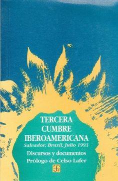 portada Tercera Cumbre Iberoamericana