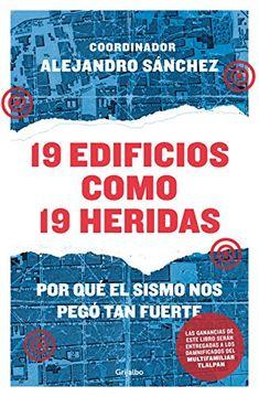 portada 19 EDIFICIOS COMO 19 HERIDAS