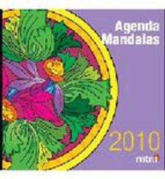 portada agenda mandalas 2010