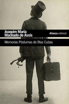 portada Memorias Postumas de Blas Cubas
