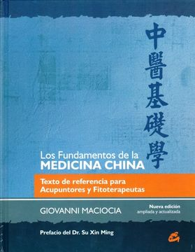 portada Fundamentos de la Medicina China