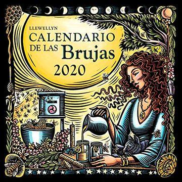 portada Calendario de las Brujas 2020