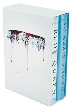 portada Red Queen 2-Book box Set: Red Queen, Glass Sword (libro en Inglés)