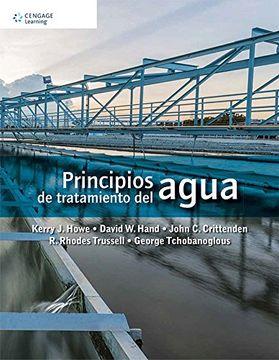 portada Principios de Tratamiento del Agua