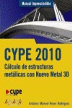 portada cype 2010:calculo de estructuras metalic