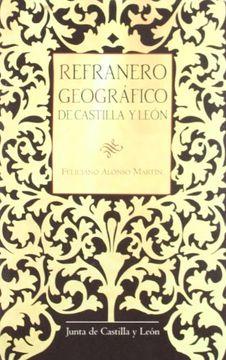 portada Refranero geográfico de Castilla y León