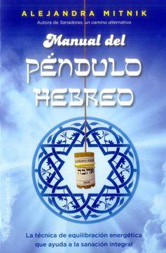 portada Manual del Pendulo Hebreo