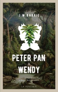portada Peter pan y Wendy