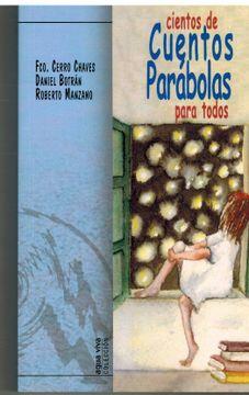 portada CIENTOS DE CUENTOS PARABOLAS PARA TODOS