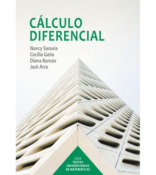 portada Cálculo diferencial
