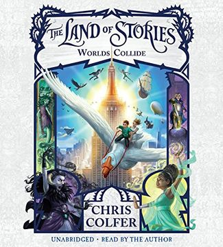 portada The Land of Stories: Worlds Collide
