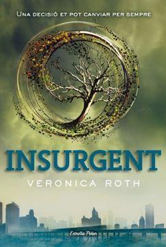 portada Insurgent (libro en Catalán)