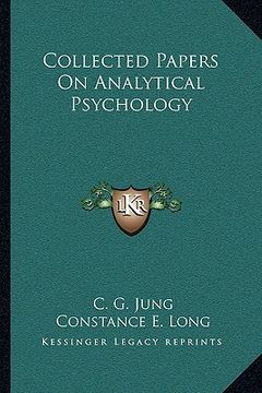 portada collected papers on analytical psychology