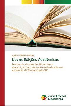 portada Novas Edições Acadêmicas
