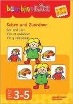 portada BambinolÜk-system: BambinolÜk: Sehen Und Zuordnen: 3-5 Jahre