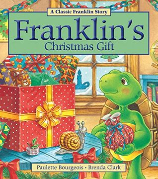 portada Franklin's Christmas Gift