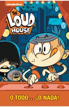 portada OTodo.   ONada! (TheLoudHouse #6)