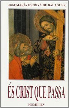 portada És Crist que passa (Libros de Josemaría Escrivá de Balaguer)