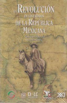 portada Revolucion en los Estados de la Republica Mexicana, la