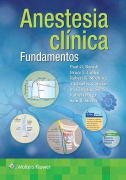 portada Anestesia Clinica. Fundamentos