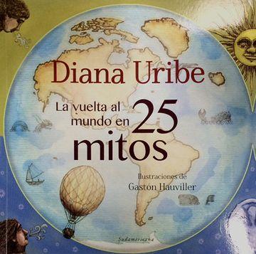portada Vuelta al Mundo en 25 Mitos - Colegios