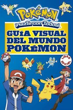 portada Guia Visual del Mundo Pokemon