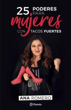 portada 25 Poderes Para Mujeres con Tacos Fuertes
