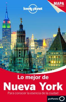 portada Lo Mejor de Nueva York 3 (Guías lo Mejor de Ciudad Lonely Planet)