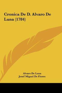 portada Cronica de d. Alvaro de Luna