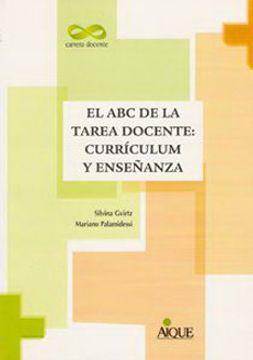 portada Abc de la Tarea Docente, el - Curriculum y Ensena