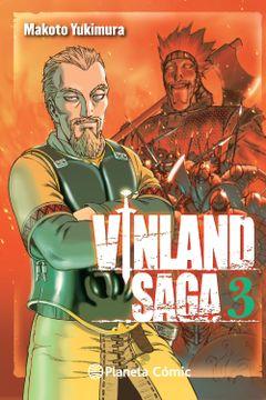 portada Vinland Saga 3