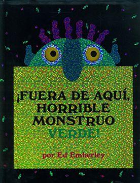 portada Fuera de Aqui, Horrible Monstruo Verde!