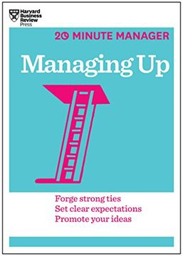 portada Managing up (Hbr 20-Minute Manager Series) (libro en Inglés)