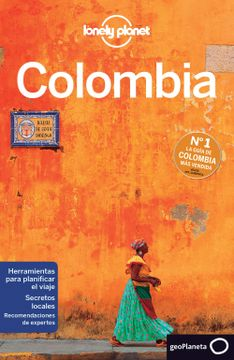 portada Lonely Planet Colombia